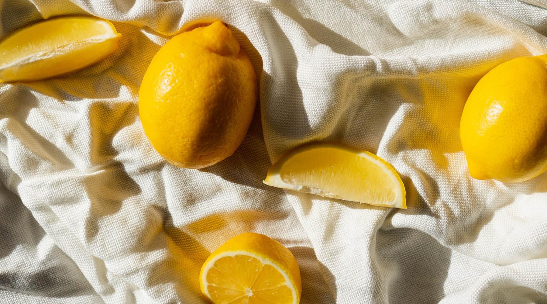 citrus notes in perfume
